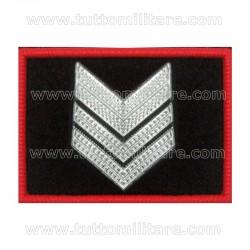 Grado Velcro Brigadiere Carabinieri