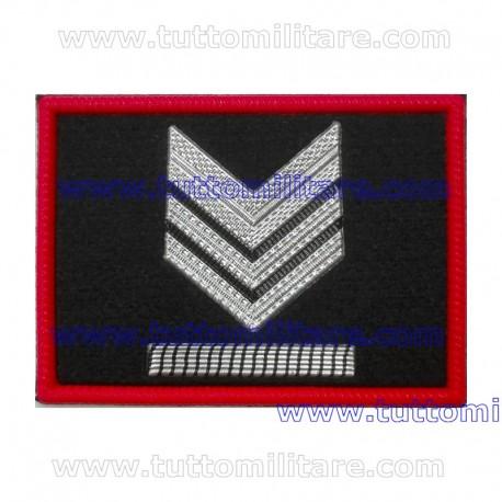 Grado Velcro Brigadiere Capo Carabinieri