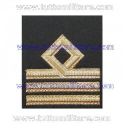 Grado Velcro Capitano Aeronautica Militare
