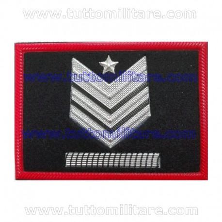 Grado Velcro Brigadiere Capo Qualifica Speciale Carabinieri