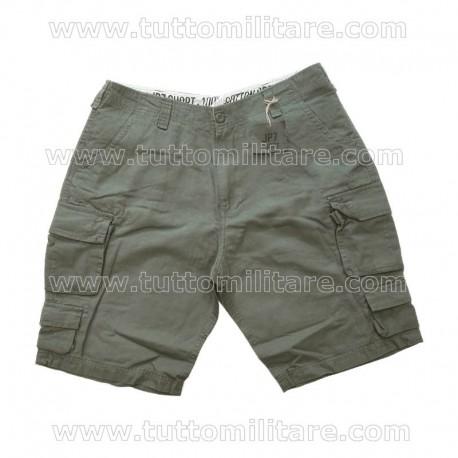 Pantaloncini Corti JP7 Stone Washed