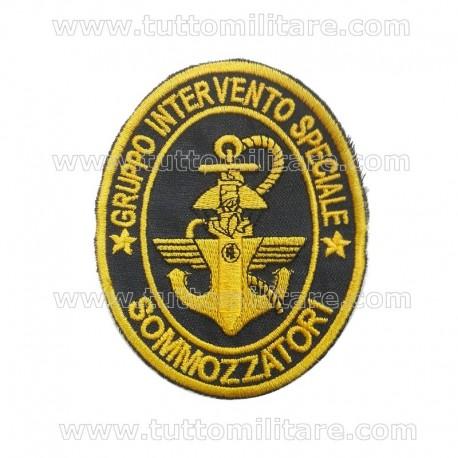 Scudetto Sommozzatori GIS Carabinieri
