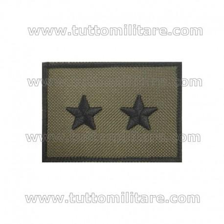 Grado Velcro Tenente Esercito
