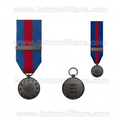 Medaglia CSDP Meritorious Service Medal Somalia
