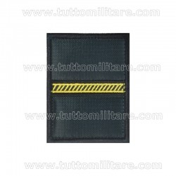 Grado Velcro Blu Capo Terza Classe Marina Militare