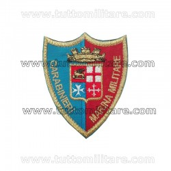 Patch Carabinieri Marina Militare