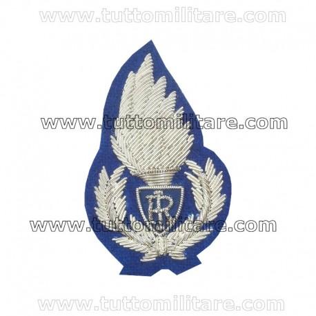 Fregio Ricamato Polizia Penitenziaria Assistenti Sovrintendenti Ispettori