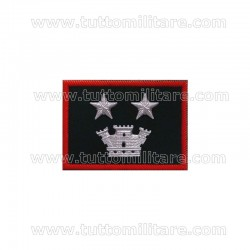 Grado Velcro Tenente Colonnello Carabinieri