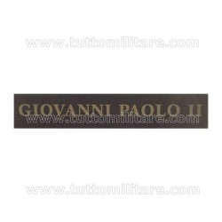 Fascetta Giovanni Paolo II