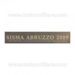 Fascetta ABRUZZO 2009