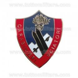 Distintivo Metallo Carabiniere Sciatore