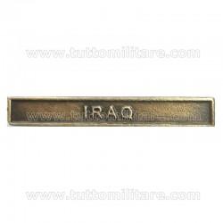 Fascetta Cooperazione Iraq