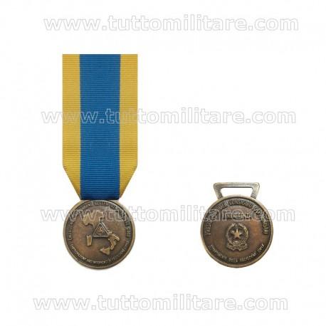 Medaglia Alluvione 2000