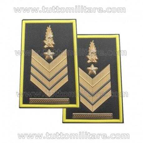 Tubolari Brigadiere Capo Qualifica Speciale GdF