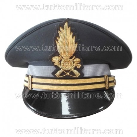 Berretto Maresciallo Guardia di Finanza
