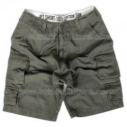 Pantaloni Cargo JP7 Short 100%Cotton