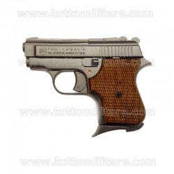 Pistola a Salve 315 Auto Guanciole Legno