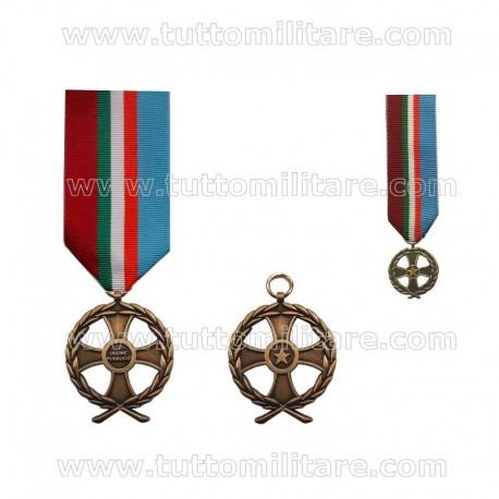 Croce Commemorativa Ordine Pubblico Mare Sicuro