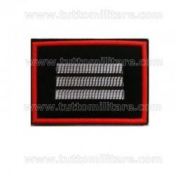 Grado Velcro Maresciallo Capo Carabinieri