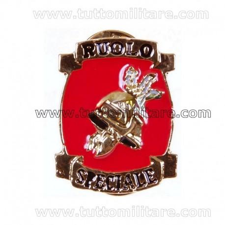 Distintivo Ruolo Speciale Armi
