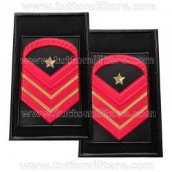 Tubolari Neri Caporal Maggiore Capo Scelto Qualifica Speciale Esercito