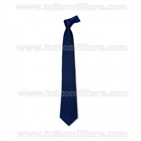 Cravatta Militare Blu