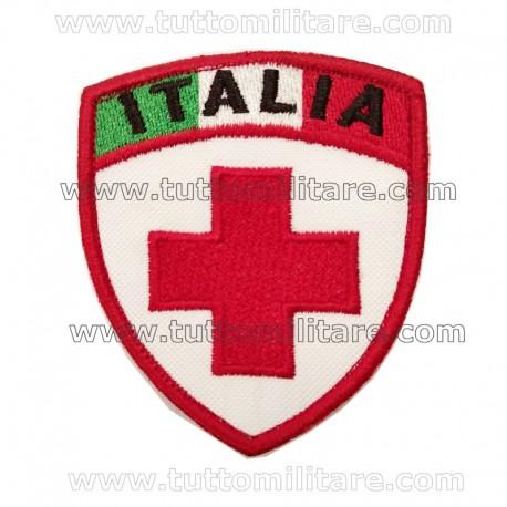 Distintivo Omerale Soccorritore Militare CRI