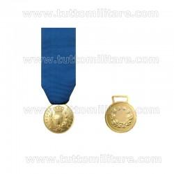 Medaglia Valore Militare Savoia Oro