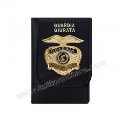 Portafogli Guardia Giurata