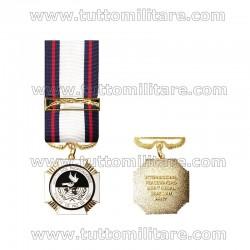 Medaglia Merito Pacificadores
