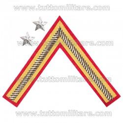 Grado Primo Luogotenente Qualifica Speciale per Cappello Alpino