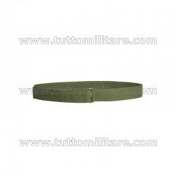Cintura Nylon Verde con Passante