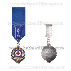 Medaglia Croce Rossa Umanitaria Mongolia