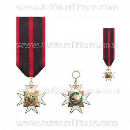 Croce Cavaliere San Silvestro Papa