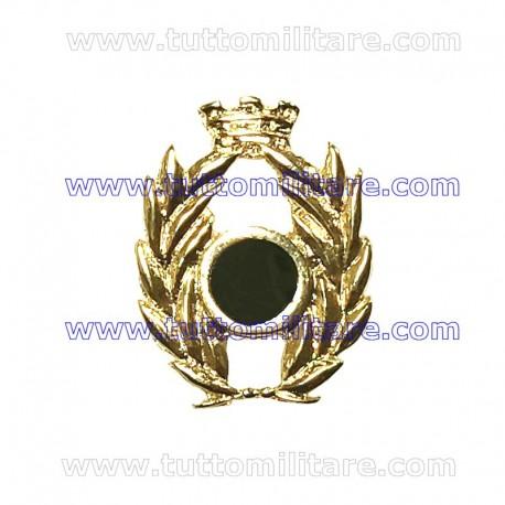 Distintivo Metallo Ufficiale Commissario
