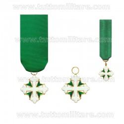 Medaglia Cavaliere Ordine Santi Maurizio e Lazzaro