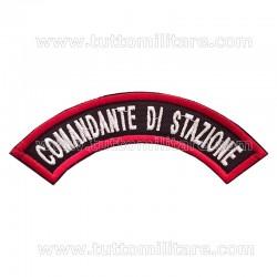 Distintivo Comandante Stazione Carabinieri