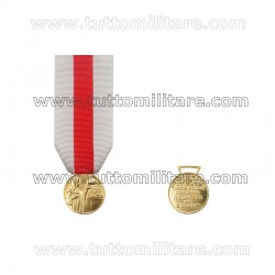 Medaglia di Benemerenza 2^ Classe Croce Rossa Italiana