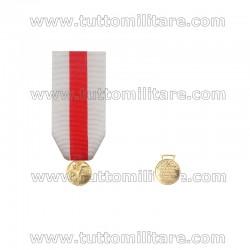 Medaglia Benemerenza 3^ Classe Croce Rossa Italiana