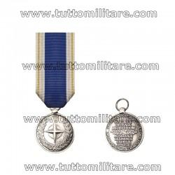 Medaglia Meritorious Service Nato