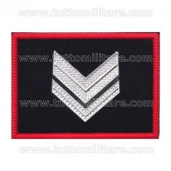 Grado Velcro Vice Brigadiere Carabinieri
