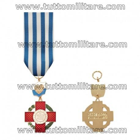 Croce Rossa San Marino Al Merito 1^Classe