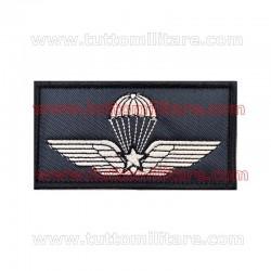 Brevetto Ricamato Paracadutista Militare Carabinieri