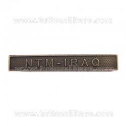 Fascetta Metallo NTM IRAQ