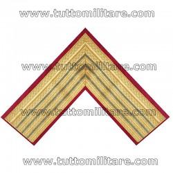 Grado Colonnello Comandante Cappello Alpino