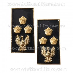 Gradi Metallo Ispettore Capo Polizia di Stato