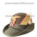 Cappello Alpino Comandante Fanteria Alpina