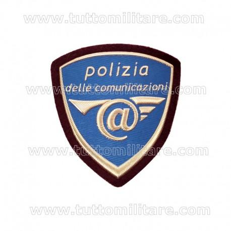 Scudetto Polizia Postale