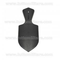 Porta Distintivo Sagomato in Pelle