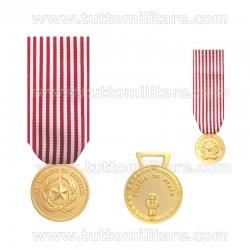 Medaglia Oro Merito Servizio Polizia di Stato
